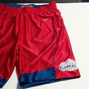 Nike LA Clippers Basketball Shorts